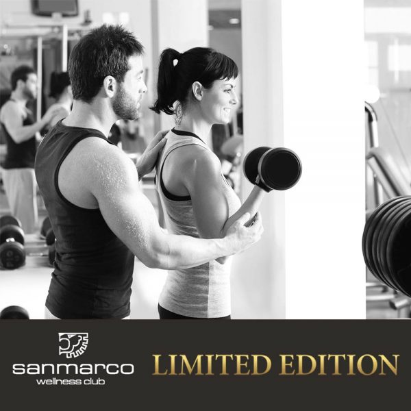 Seduta-Personal Training-San-Marco-Wellness-iCLUB-Limited-Edition