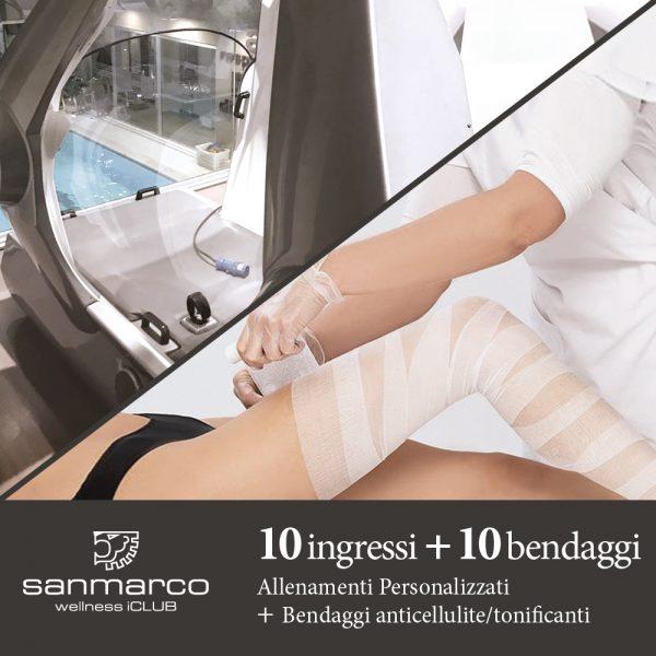 San Marco Wellness iCLUB Allenamento personalizzato 10 ingressi