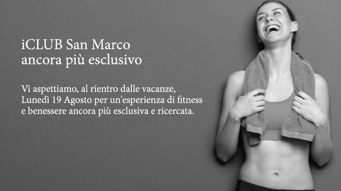 Il 19 Agosto ICLUB San Marco Ancora Più Esclusivo