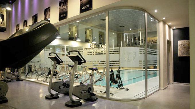 San Marco Wellness iCLUB Area Cardiofitness