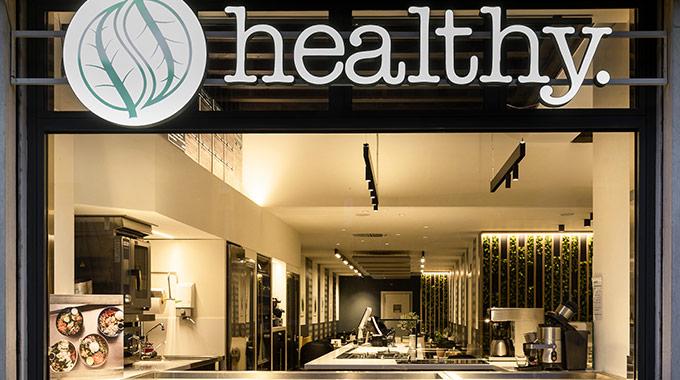 Ristorante Healthy Partner San Marco Wellness ICLUB 2