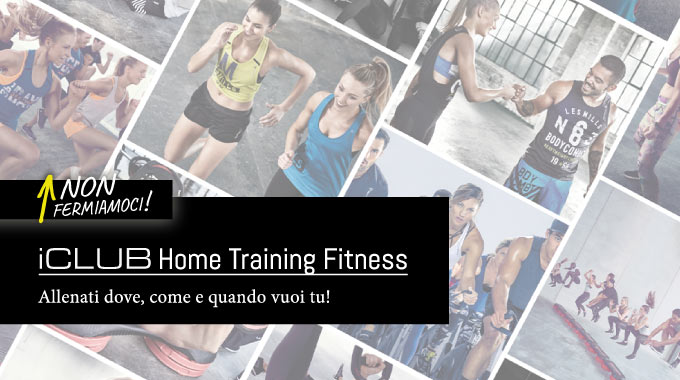 SAN MARCO ICLUB Home Training Fitness 3