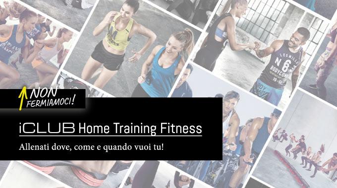 SAN MARCO ICLUB Home Training Fitness 3