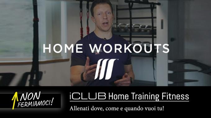 San Marco Wellness ICLUB Home Training Fitness
