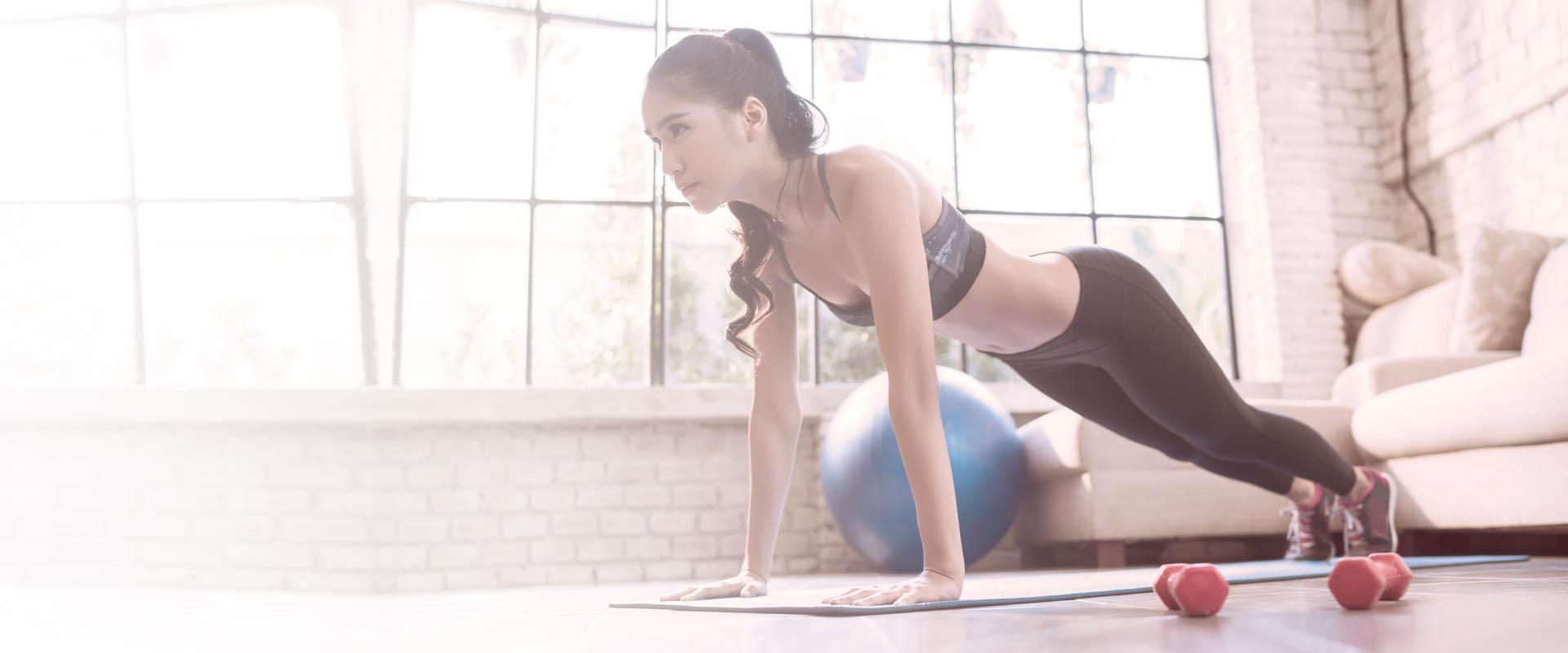 San Marco Wellness iCLUB Home Training Fitness Scegli il tuo corso