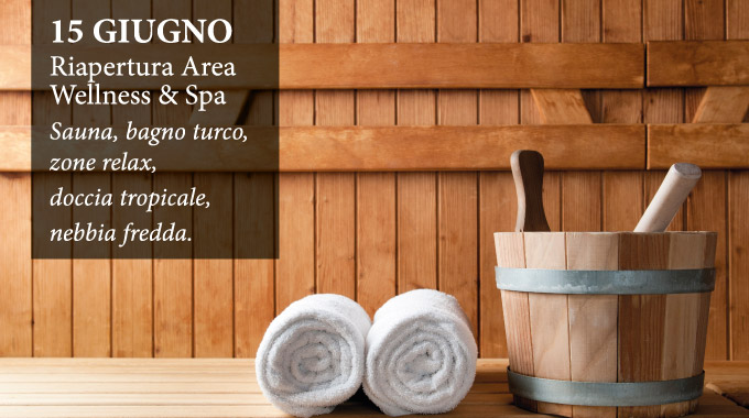 San Marco Wellness ICLUB Apertura Area Wellness E Spa 15 Giugno